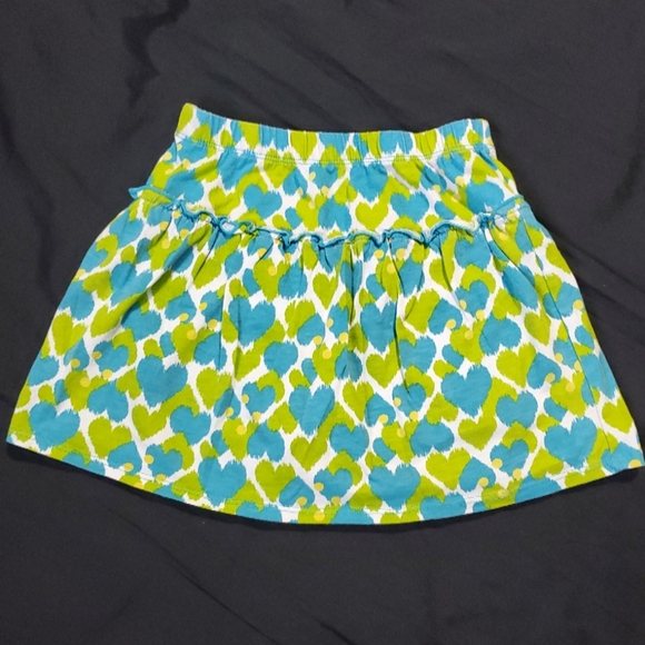 Other - Girls Printed Flowy Skirt